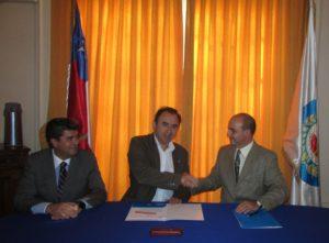 Firma convenio Ejercer, abril 2016.