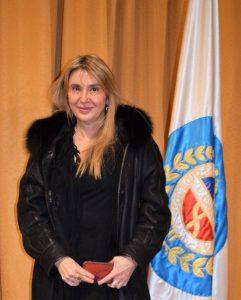 Dra. Marcela Werner Canales, Consejera Nacional periodo 2016 – 2020