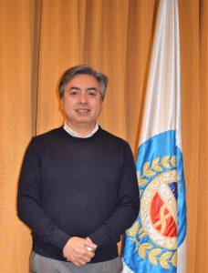 Dr. Patricio Moncada Retamal, Consejero Nacional periodo 2018 – 2022.