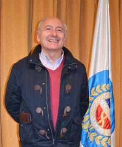 Dr. Juan Antonio Garrido Sepúlveda, Consejero Nacional periodo 2016 - 2020.