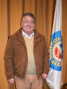 Dr. Edgardo González Soya, Consejero Nacional periodo 2018 – 2022.