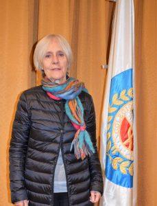 Dra. Mª Eugenia Valle Ponce. Consejera Nacional periodo 2016 – 2020. Segunda Vicepresidenta Nacional.