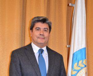 Dr. Luis Felipe Jiménez Squella, Consejero Nacional periodo 2018 - 2022. Tesorero Nacional.
