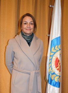 Dra. Juana Zavala Matulic, Consejera Nacional periodo 2018 - 2022