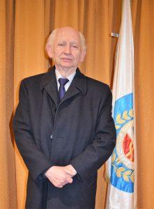Dr. Rolando Schulz Vidal. Consejero Nacional periodo 2018 - 2022.