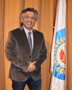 Dr. Rolando Danyau Isla, Consejero Nacional periodo 2016 – 2020. Presidente Nacional