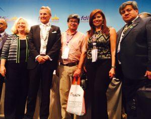 En el mes de octubre de 2015, y en Bangkok, se desarrolló el Congreso Anual Internacional de la FDI