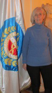 Dra. Mª Eugenia Valle Ponce. Consejera Nacional periodo 2016 - 2020. Segunda Vicepresidenta Nacional.