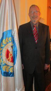 Dr. Mauricio Rosenberg Díaz, Consejero Nacional periodo 2014 - 2018. Secretario Nacional.