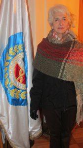Dra. Marcela Garay Arriagada, Consejera Nacional periodo 2014 - 2018.