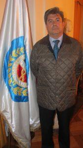 Dr. Luis Felipe Jiménez Squella, Consejero Nacional periodo 2014 - 2018. Tesorero Nacional.