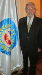 Dr. Francisco Omar Campos Sanhueza, Consejero Nacional periodo 2016 - 2020.