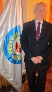 Dr. Rolando Schulz Vidal. Consejero Nacional periodo 2014 - 2018.