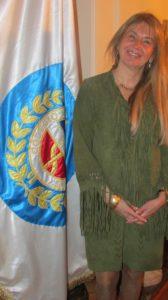 Dra. Marcela Werner Canales, Consejera Nacional periodo 2016 - 2020