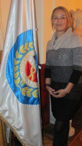 Dra. Juana Zavala Matulic, Consejera Nacional periodo 2014 - 2018
