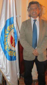 Dr. Rolando Danyau Isla, Consejero Nacional periodo 2016 - 2020. Primer Vicepresidente Nacional.