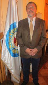 Dr. Juan Bugueño Gutiérrez, Consejero Nacional periodo 2016 - 2020.