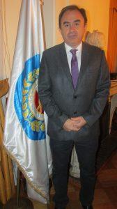 Dr. Jaime Acuña D'Avino, Consejero Nacional periodo 2014 - 2018. Presidente Nacional.