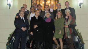 Foto oficial Consejo Nacional 2016 - 2018. Por motivos de salud, la Dra. Ruty Torres Alvial no pudo asistir a la ceremonia.