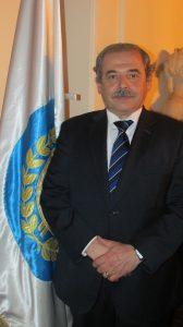 Dr. Roberto Irribarra Mengarelli, Consejero Nacional periodo 2014 - 2018.