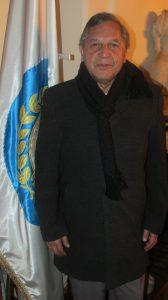 Dr. Milton Ramos Miranda, Consejero Nacional periodo 2016 - 2020.