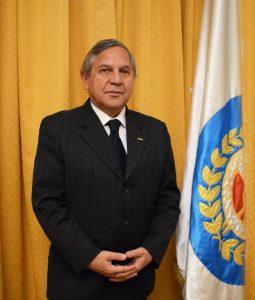 Dr. Milton Ramos Miranda, Consejero Nacional periodo 2016 – 2020.