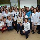 Ceremonia de reconocimiento a la labor profesional de la Dra. Leontina Anselme Silva. Imágenes gentileza de la I. Municipalidad de Temuco