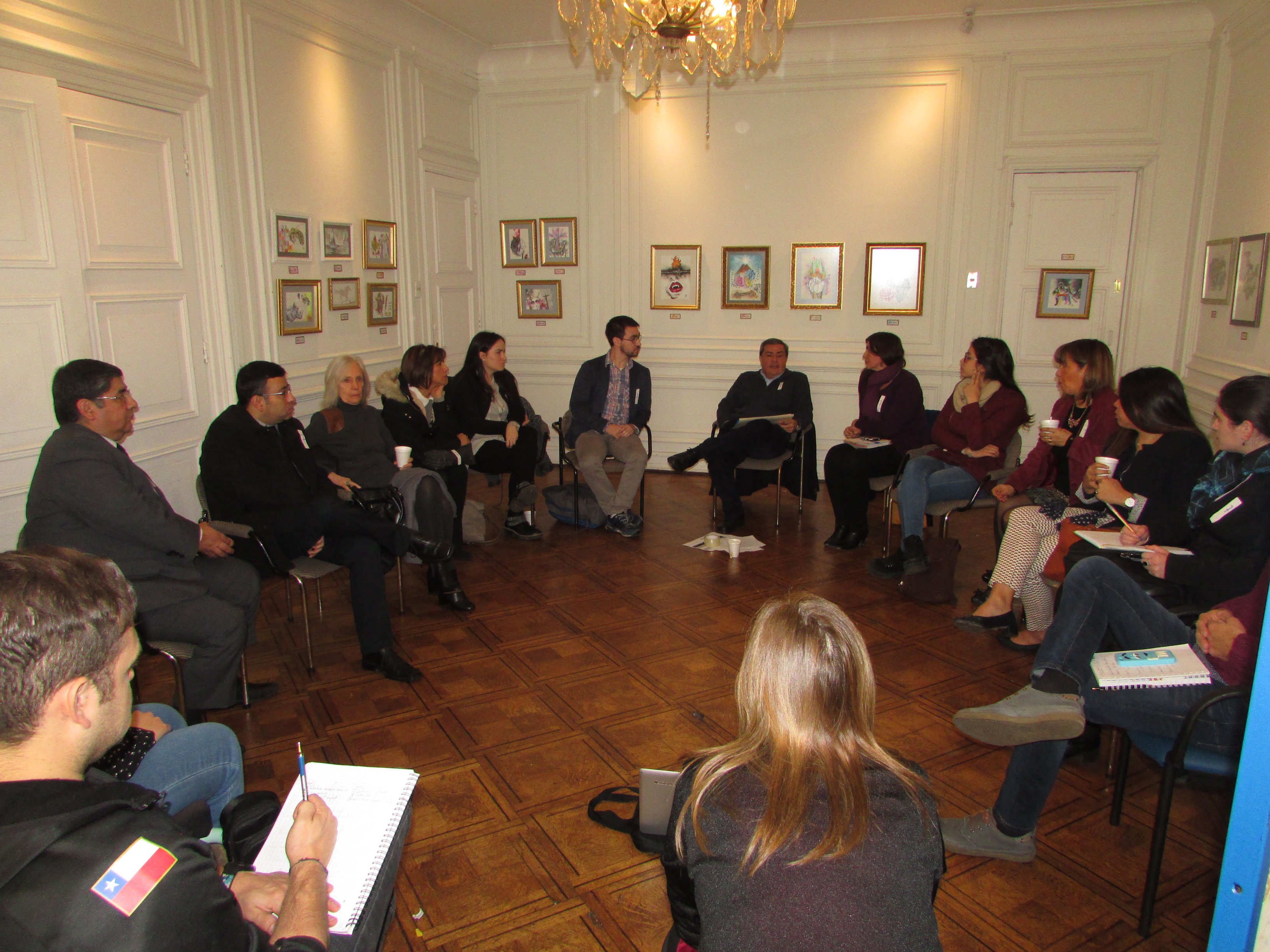 """Seminario """"Propuestas de Salud Bucal para Chile"""""""
