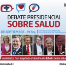 afiche debate salud