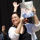 21 de octubre de 2017/SANTIAGO La candidata presidencial del Frente Amplio, Beatríz Sánchez, presentó su programa de gobierno, de cara a las elecciones del 19 de noviembre próximo. FOTO: LEONARDO RUBILAR/AGENCIAUNO