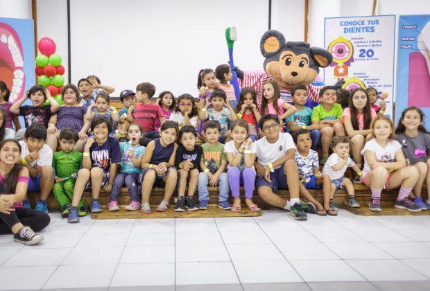 Fiesta Infantil Saludable 2017