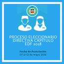 Proceso Eleccionario de la Directiva EDF 2018 (1)