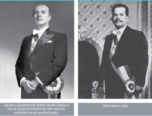 Presidentes ley Colegio