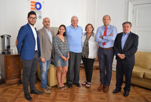 Cuerpo docente y coordinación académica Diplomado Pericia Odontológica en Casos de Mal Praxis
