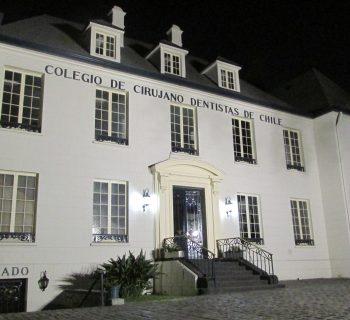 Sede del Colegio de Cirujano Dentistas de Chile A.G.
