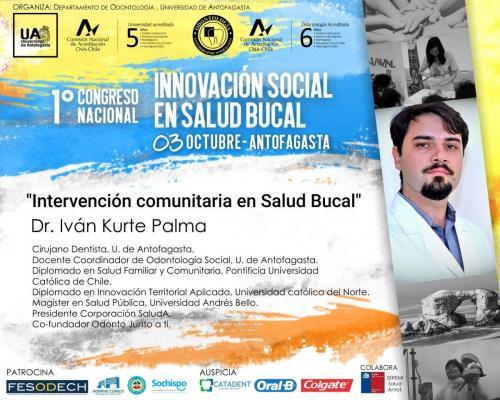 Dr. Iván Kurte - Intervención comunitaria en salud bucal