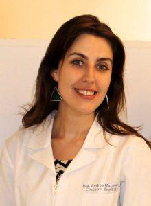 Dra. Andrea Maturana Ramírez, dentista APS