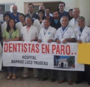 Servicio Dental del Hospital Barros Luco, SSMO