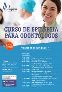 afiche curso odontólogos