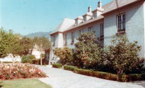Fachada antigua Colegio